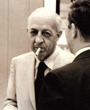 Ladislav Sutnar v roce 1961
