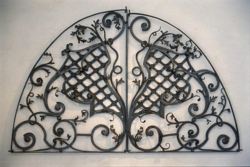 Kamenice nad Lipou - Mříže, klíče, zámky