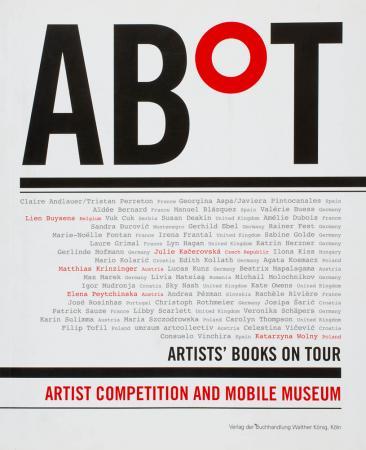 ABOT ARTIST´S BOOK ON TOUR