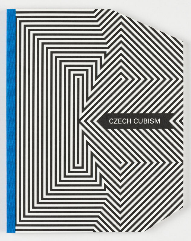 CZECH CUBISM. A GUIDE TO THE PERMANENT EXHIBITION OF THE MUSEUM OF DECORATIVE ARTS IN PRAGUE