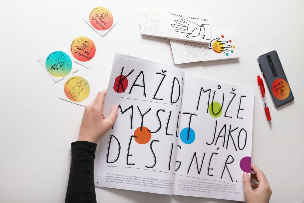 Každý může myslet jako designér