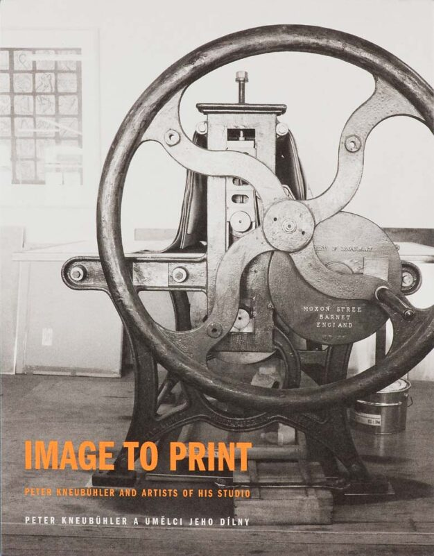 IMAGE TO PRINT. PETER KNEBÜHLER AND ARTISTS OF HIS STUDIO