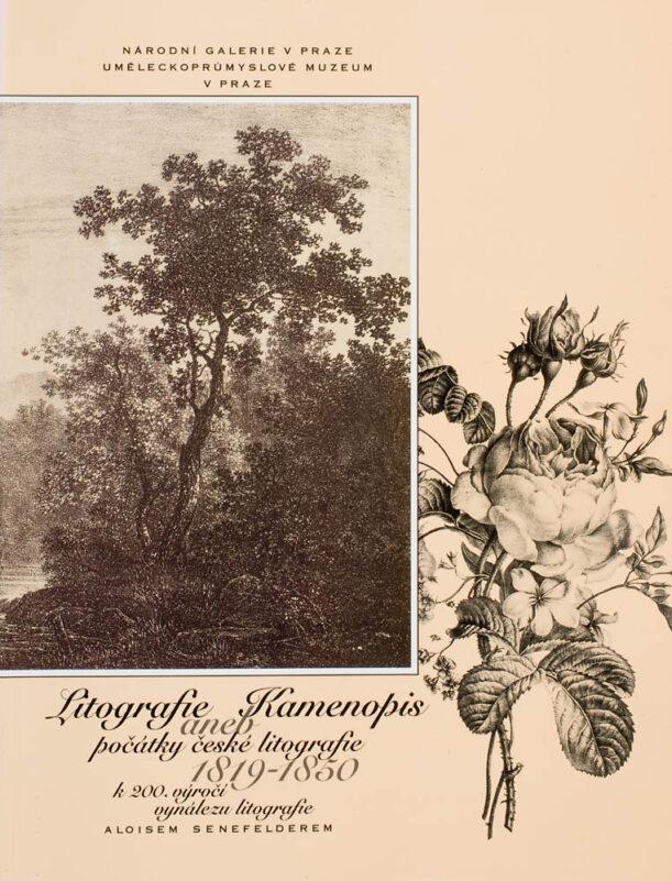 LITOGRAFIE ANEB KAMENOPIS