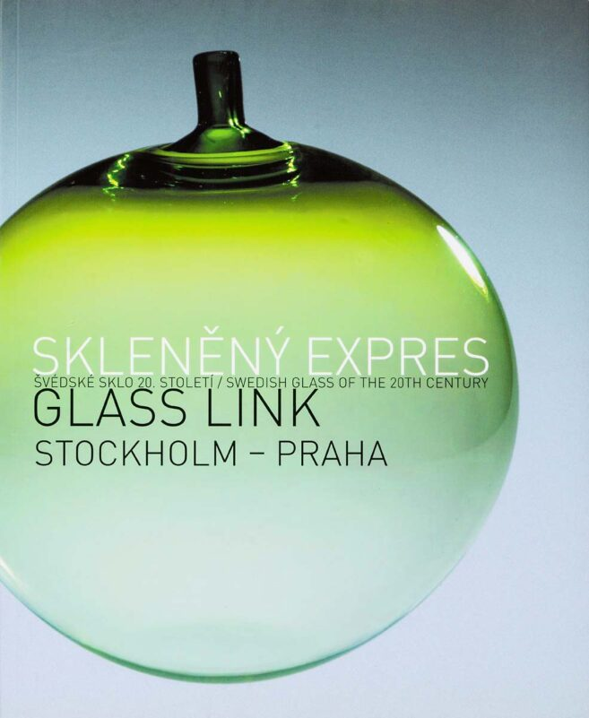 SKLENĚNÝ EXPRES STOCKHOLM - PRAHA