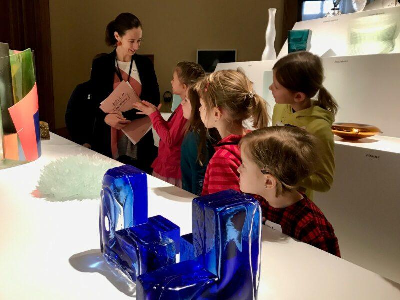 Plejády skla - program pro 6 - 9. ročník základní školy, gymnázia, ZUŠ