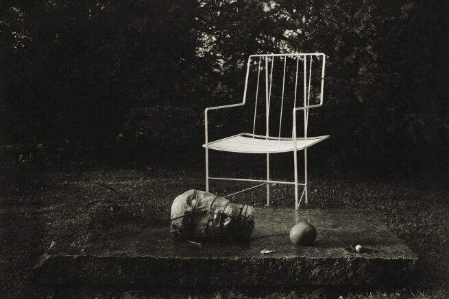 JOSEF SUDEK / OTTO ROTHMAYER. A VISIT WITH MR. MAGICIAN